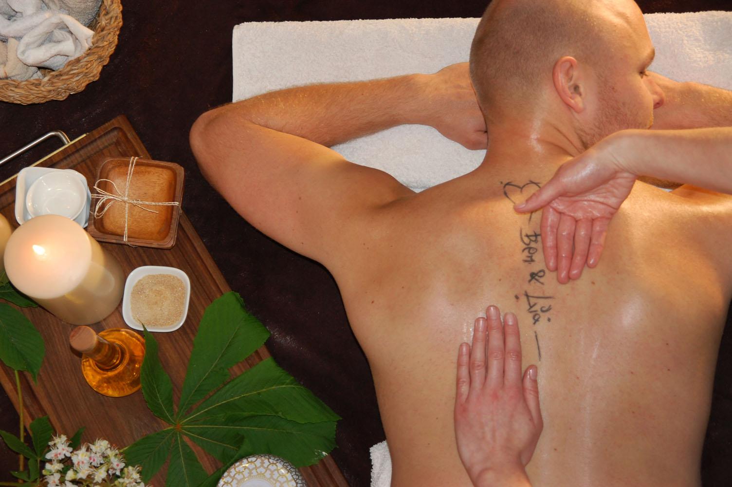 Ayurvedische Ganzkörpermassage